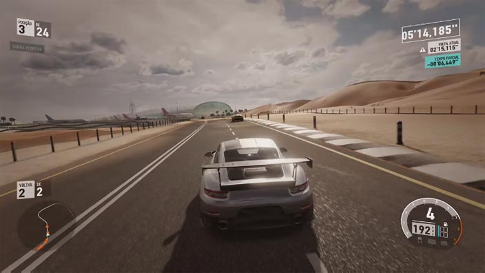 Forza Gameplay screenshot