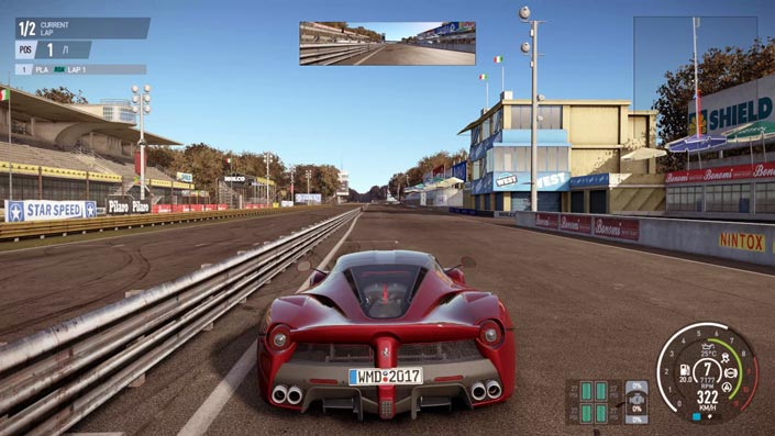 Project Cars 2 gameplay screenshot