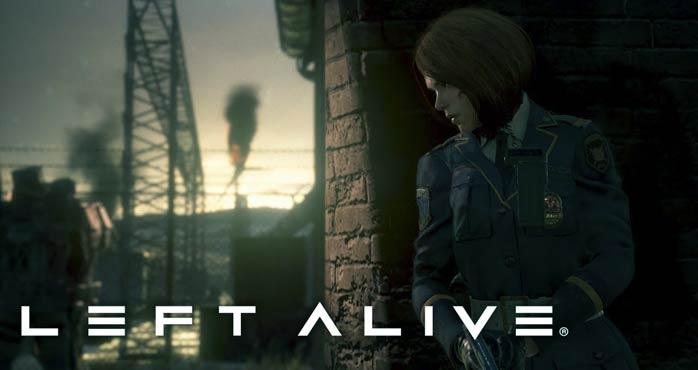 Left Alive Game