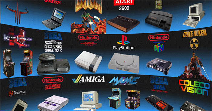 Video Games Console Emulators